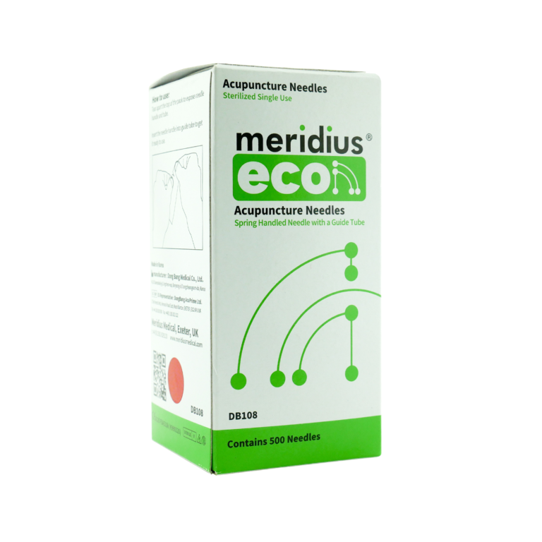 Meridius ECO Stainless Steel Acupuncture Needle