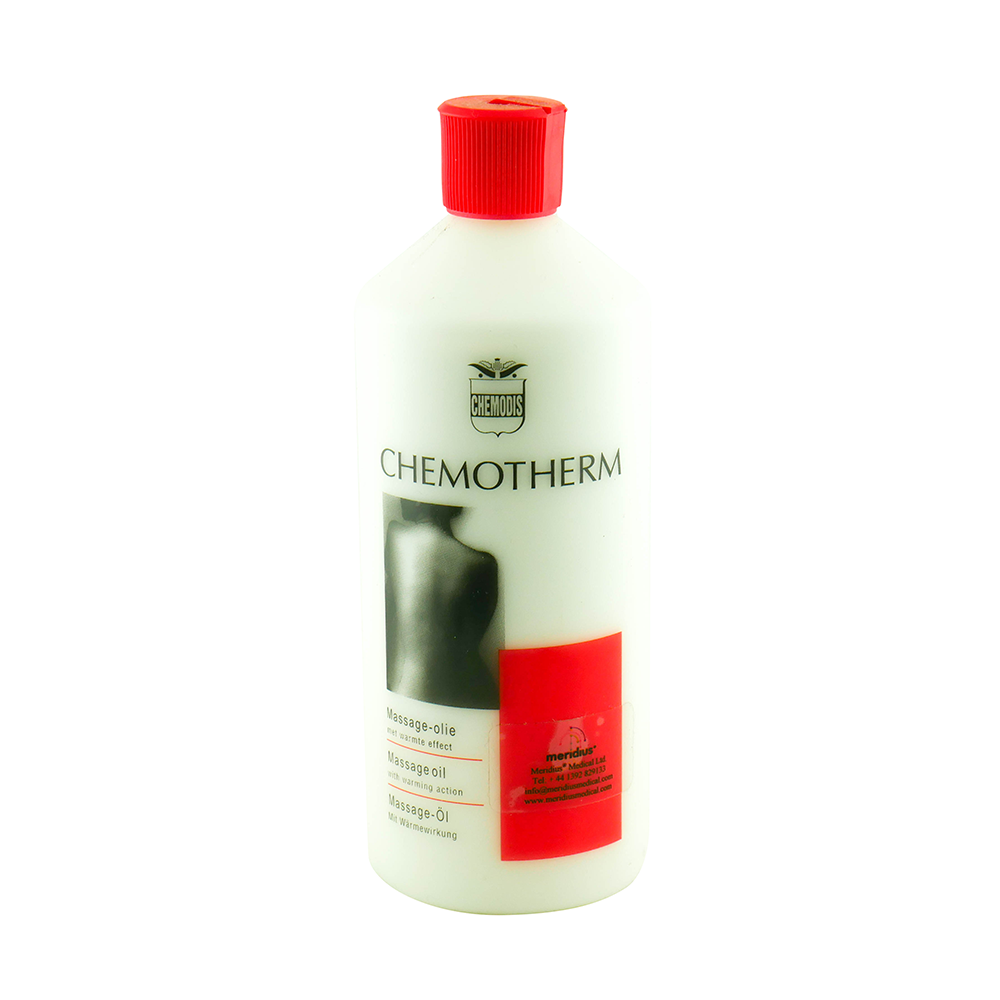Chemodol Warming Massage Oil 500ml