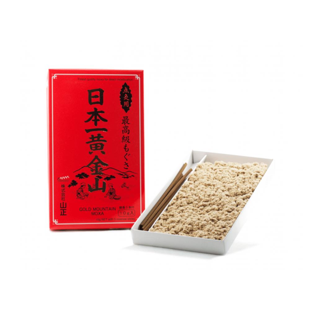 Japanese Gold Moxa