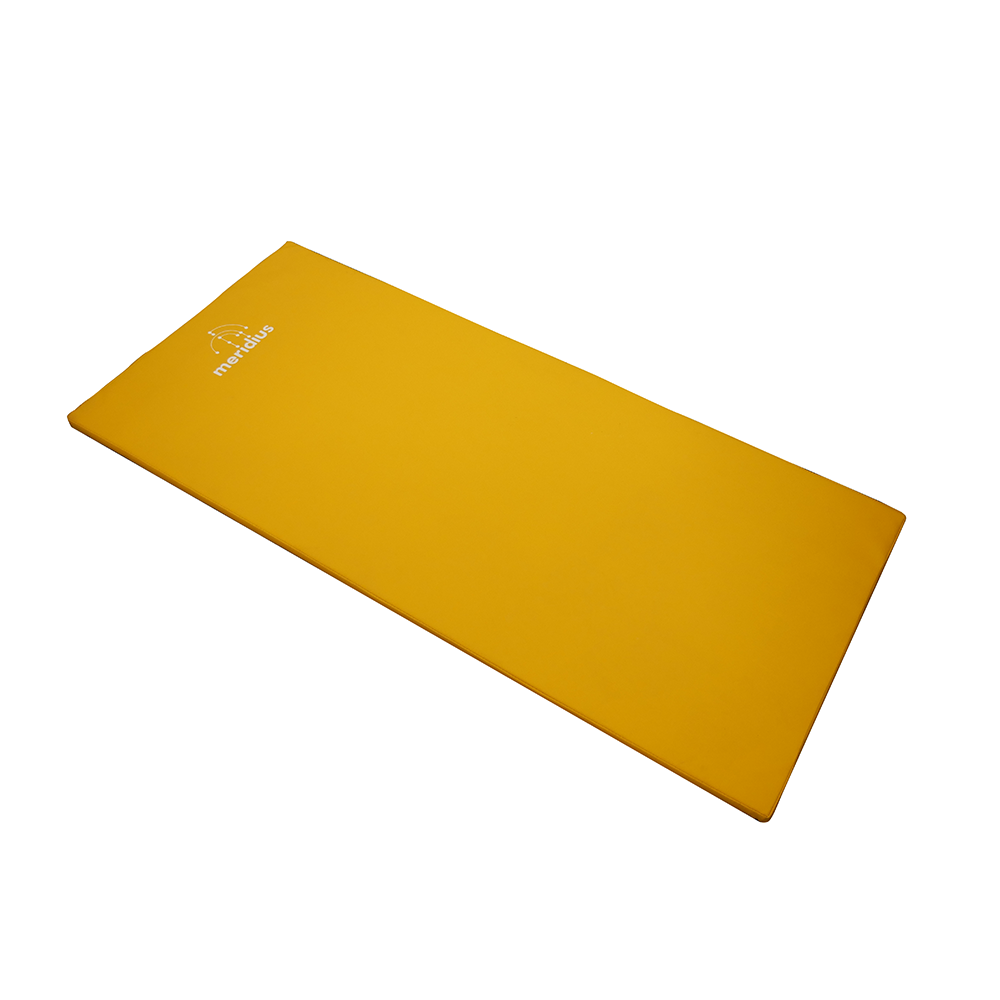 Meridius Yellow Gym Mat